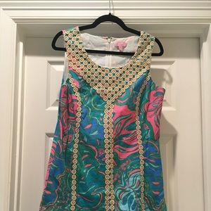 Lilly Pulitzer Shift Size 12